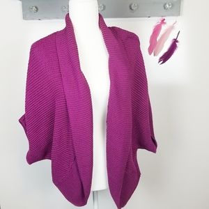 Size 18/20 | Lane Bryant Open Front Knit Cardigan